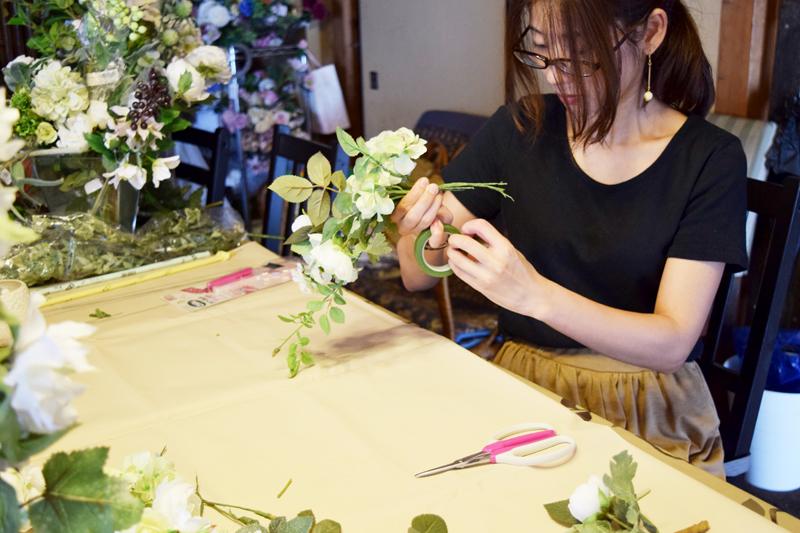 アトリエ花の夢の体験レッスン